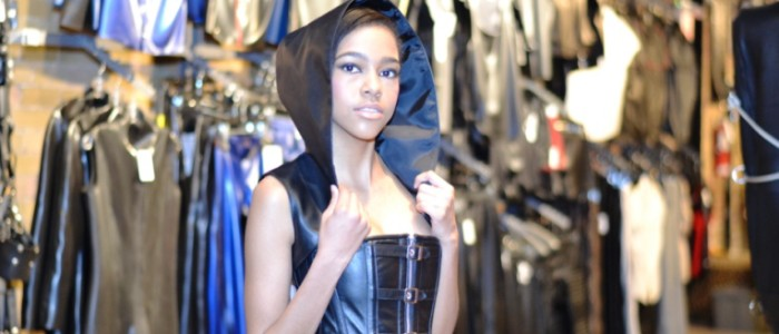 teen prom canada corset leather